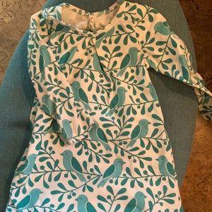 Sweet bird Winter Water Factory Dress - unworn